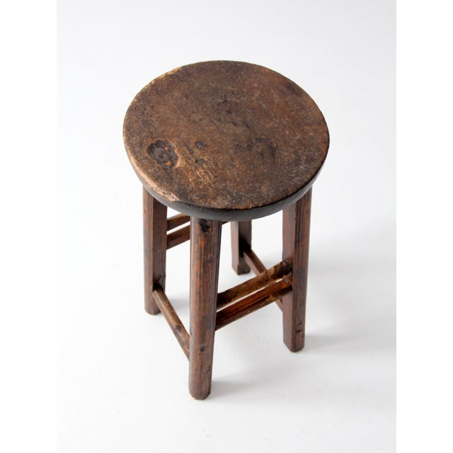 Antique Chinese Stool For Sale - Image 6 of 11