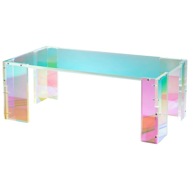 Laurent Coffee Table, French Touch Collection by Diogo and Juliette Felippelli For Sale - Image 9 of 9