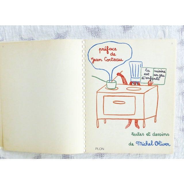 French La Cuisine Est Un Jeu D'enfants, Michel Oliver For Sale - Image 3 of 11
