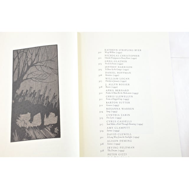 First Edition 60 Years of American Poetry For Sale - Image 5 of 5