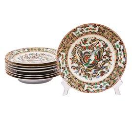 Image of Black Dinnerware