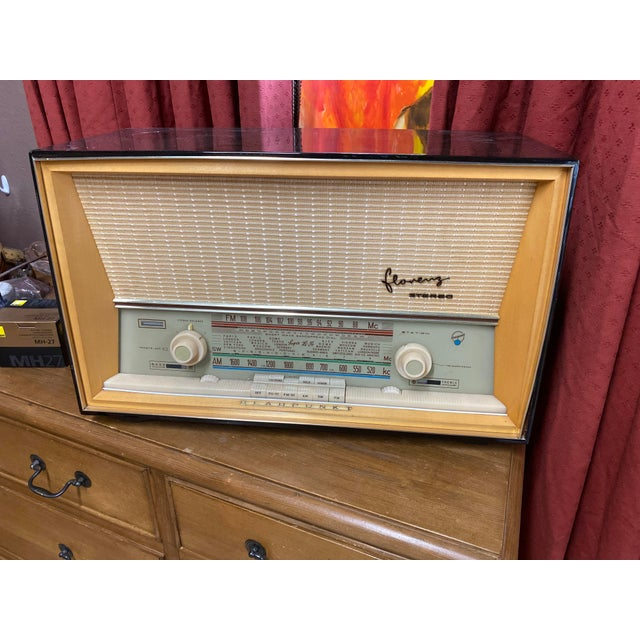 Blaupunkt Mid Century Short Wave Radio For Sale - Image 10 of 10