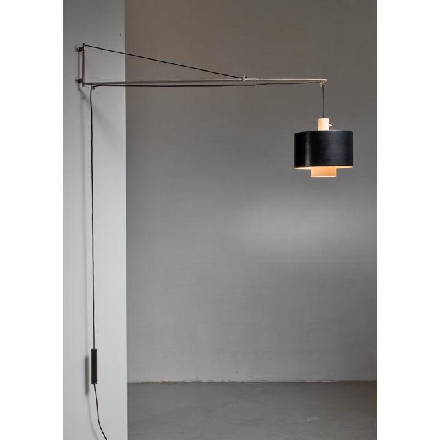 1950s Gaetano Sciolari Wall Lamp for Stilnovo, Italy, 1950s For Sale - Image 5 of 8