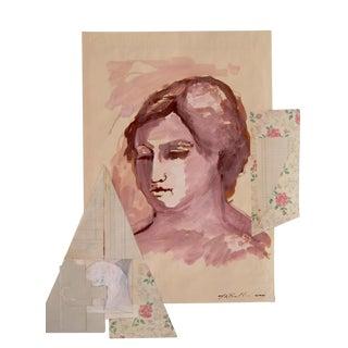 'Elizabeth in Springtime' Painting For Sale