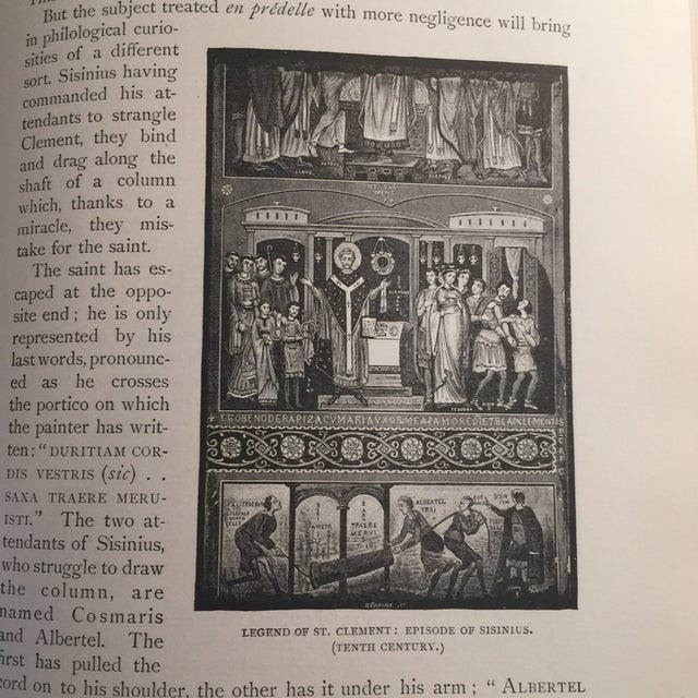 Rome - Its Churches, Monuments, Art, and Antiquities Book For Sale In New York - Image 6 of 11