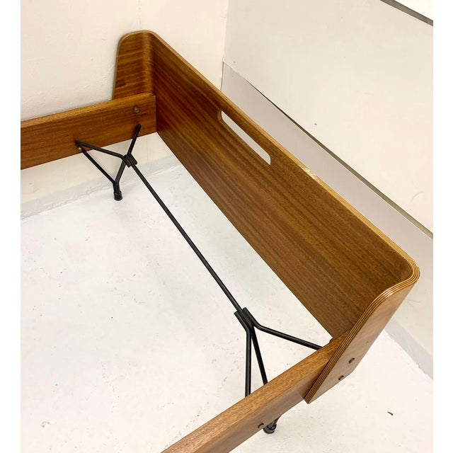 Pair of Beds by Rima and Designed by Gaston Rinaldi - Italy 1950s For Sale - Image 6 of 8