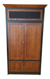 Image of Ethan Allen Storage Cabinets and Cupboards