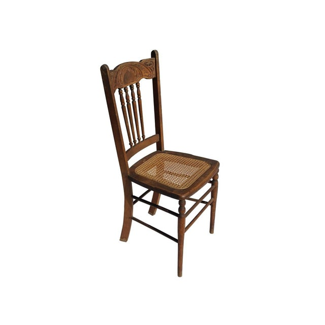 Vintage Dining Chairs - A Pair - Image 2 of 4