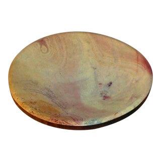 Mid 20th Century Granite Centerpiece Bowl For Sale