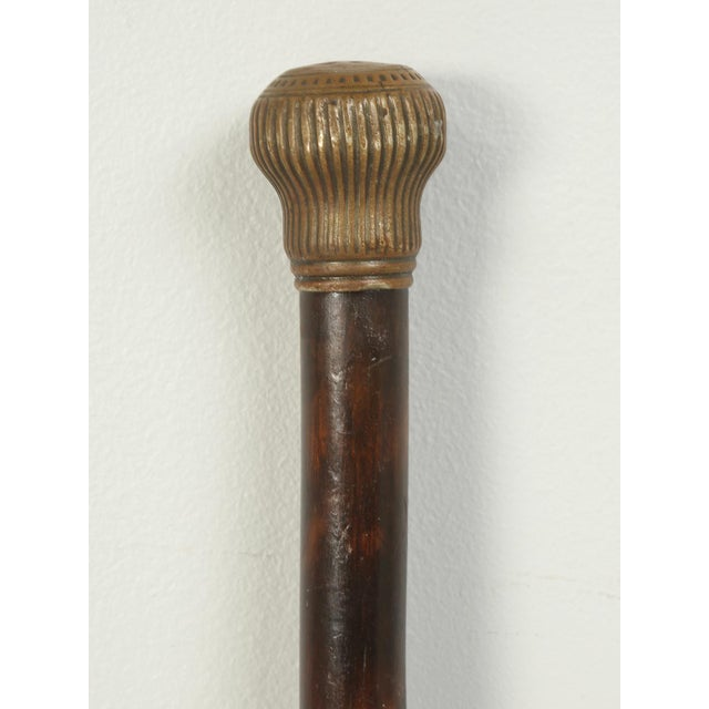 French Antique French Walking Stick or Cane For Sale - Image 3 of 8