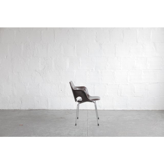 Vintage Mid Century Huonekalutehdas Sopenkorpi Finish Chair For Sale In Portland, OR - Image 6 of 9