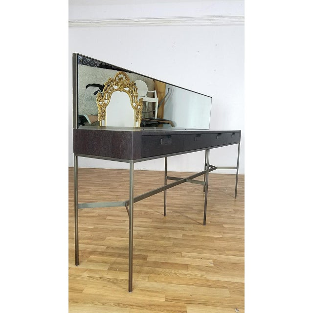 B&B Italia Modern Console For Sale In Los Angeles - Image 6 of 11