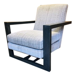Thayer Coggin Roger Lounge Chair For Sale