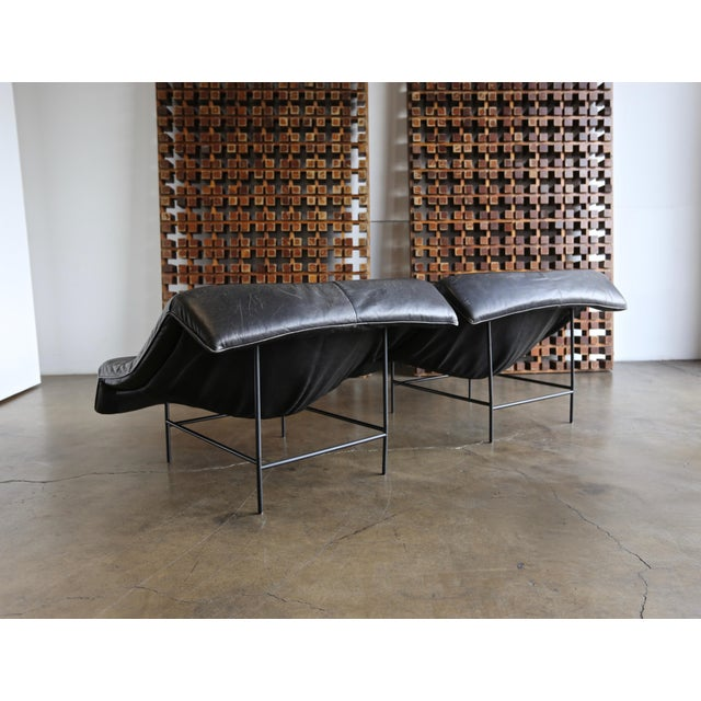 Mid-Century Modern Gerard Van Den Berg Butterfly Chairs For Sale - Image 3 of 11