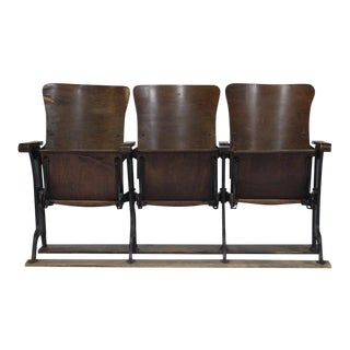 Vintage Theater Seats For Sale