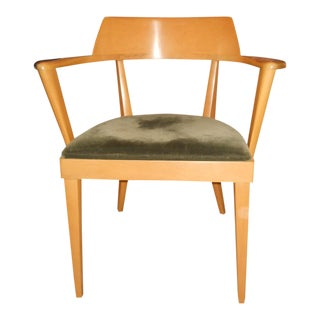 Heywood-Wakefield Mid-Century Modern Side Chair For Sale