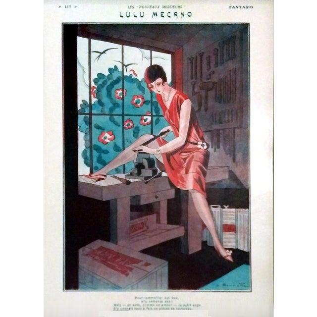 "Vintage Fantasio ""Lulu Mechanic"" by Bonnotte - Image 1 of 4"