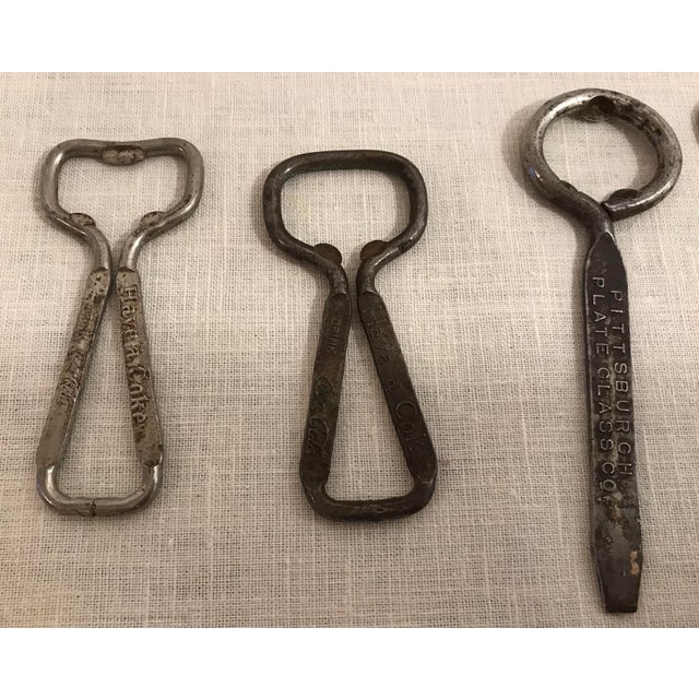 Vintage Bottle Openers - Set of 6 For Sale - Image 4 of 10