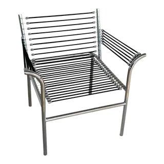 Modern Bungee Armchair For Sale