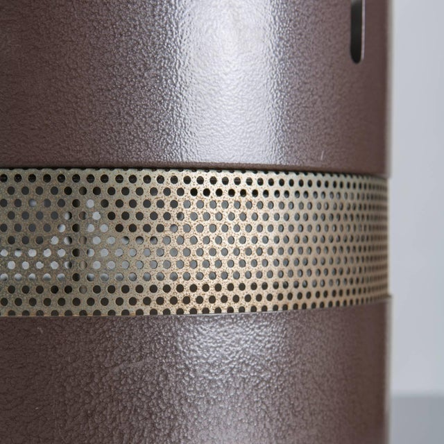 """Glass Pair of """"Mezzo Oracolo"""" Table Lamps by Gae Aulenti for Artemide For Sale - Image 7 of 9"""