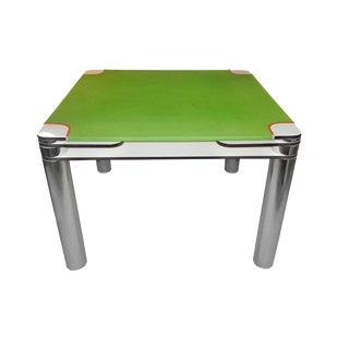 "Joe Columbo ""Poker"" Table, 1968 For Sale"