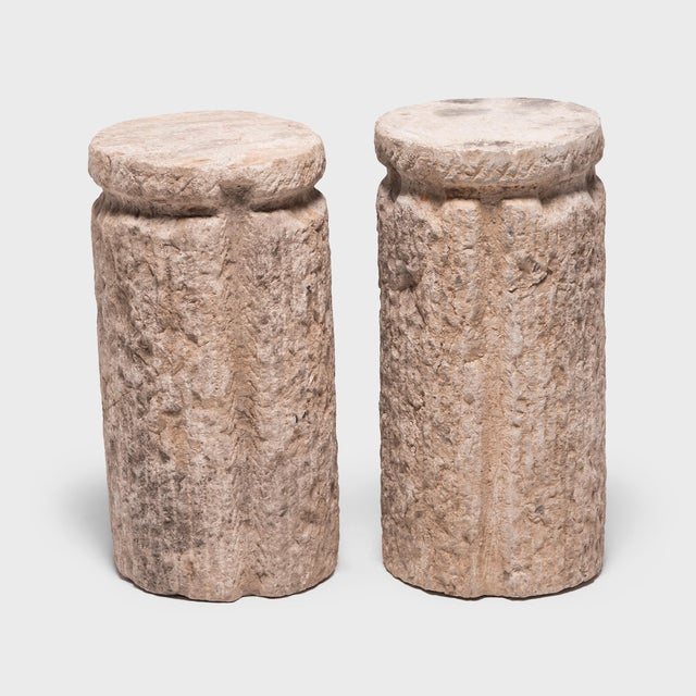 Chinese Cinched Mill Stone For Sale - Image 9 of 12