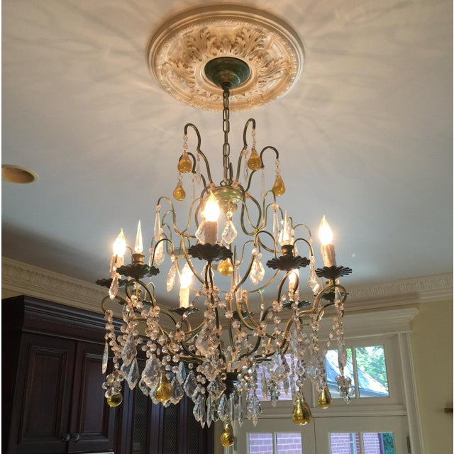 Clive Christian Crystal Chandelier - Image 2 of 3