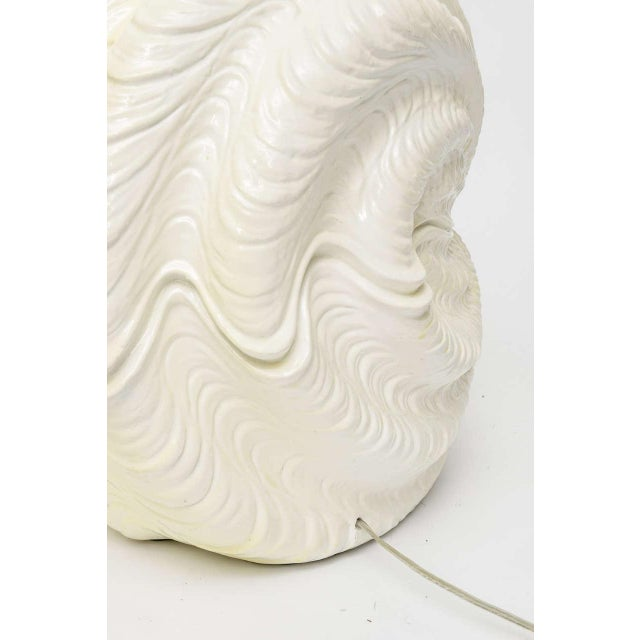 Serge Roche Shell Lamps, Oversized from the 1960s For Sale In Miami - Image 6 of 9