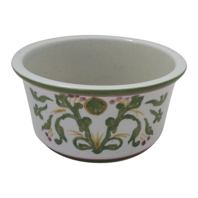 Country Fleur Cache Pot - Image 1 of 4