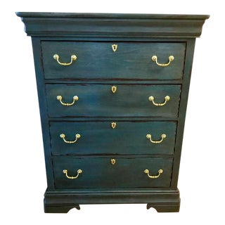 Late 20th Century Vintage Broyhill 4-Drawer Dresser For Sale