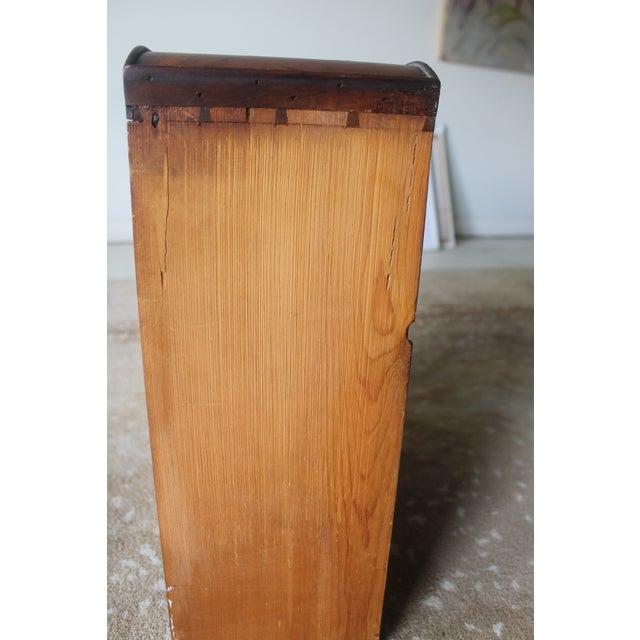18th Century English Mahogany Dresser For Sale - Image 10 of 11