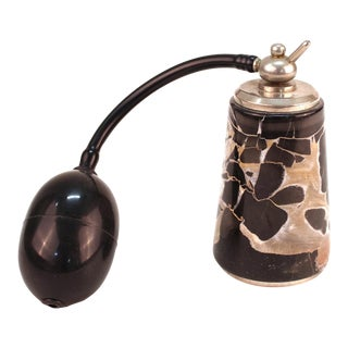 Penhaligon's Vintage Marble Perfume Dispenser with Atomizer For Sale