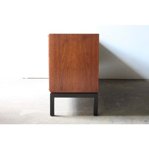Walnut Credenza Attributed to Harvey Probber - Image 4 of 8