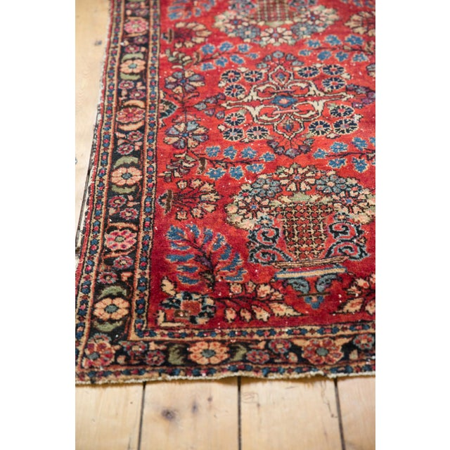 "Vintage Lilihan Rug - 2'8"" X 4'5"" For Sale In New York - Image 6 of 12"