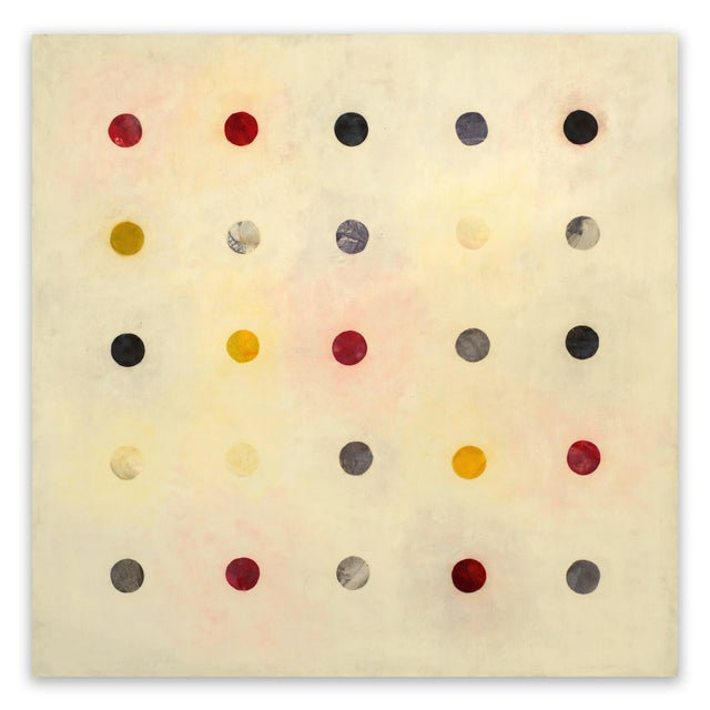 """Tracey Adams Tracey Adams """"(R ) Evolution 2"""", Painting For Sale - Image 4 of 4"""