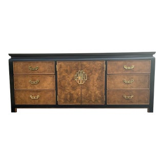 Late 20th Century Chin Hua Asian Inspired Dresser by Century Furniture For Sale