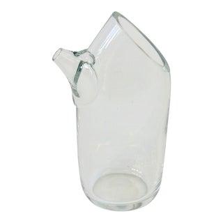 Kosta Clear Swedish Glass Martini Margarita Cocktail Pitcher For Sale