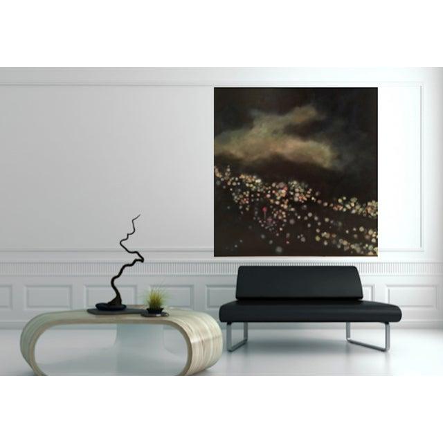 "Bryan Boomershine ""La Lights"" Oil Painting - Image 4 of 4"