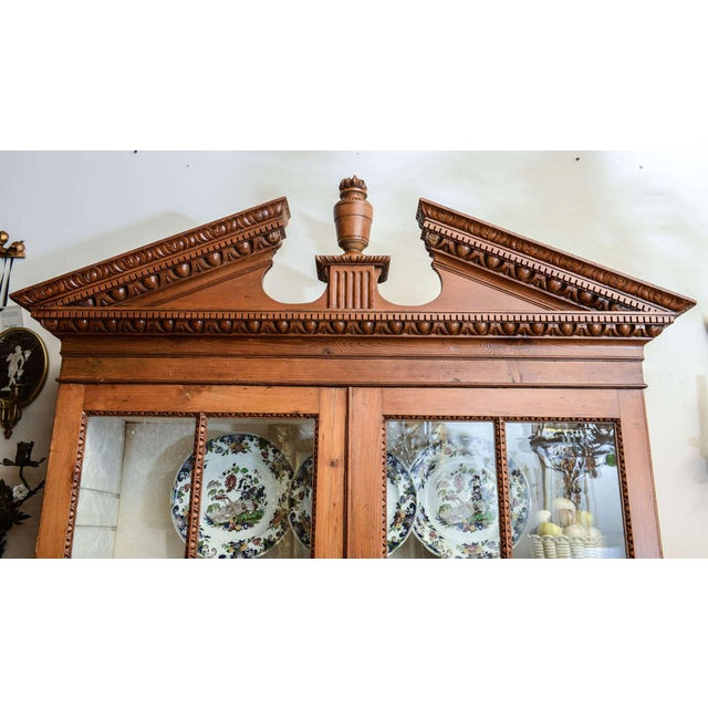 19th Century French Neoclassical Cabinet For Sale - Image 4 of 11