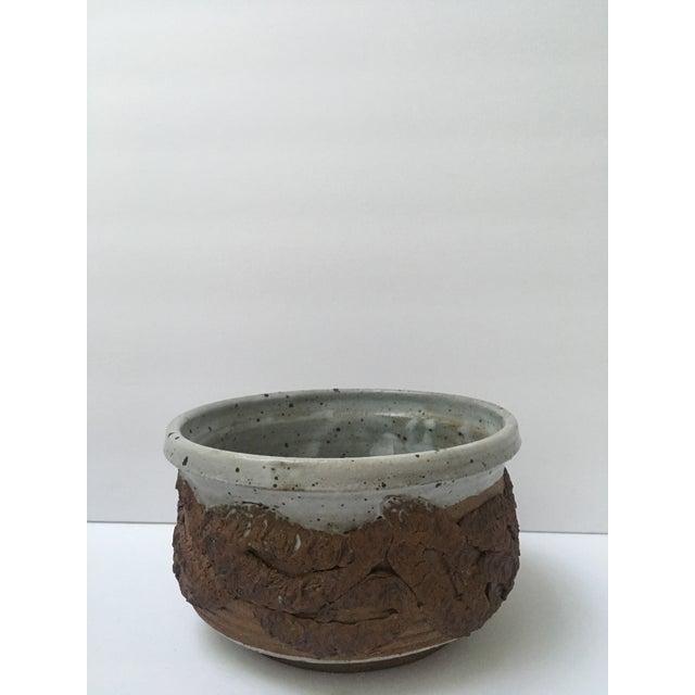 Henderson Brutalist Round Planter Bowl - Image 2 of 6