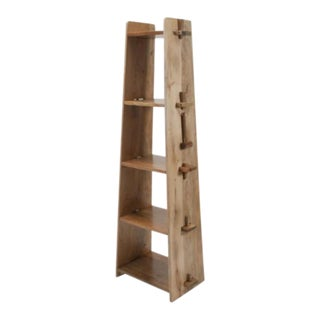Solid Wood Book Shelf For Sale