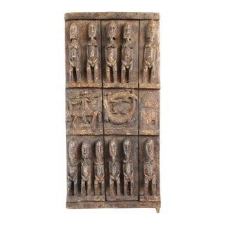 Dogon Granary Door