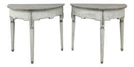 Image of Stone Gray Center Tables