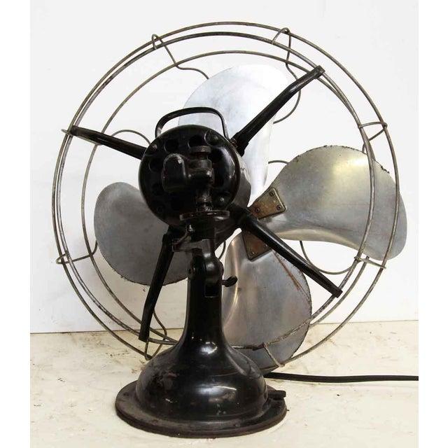 Hunter Vintage Fan For Sale - Image 5 of 5