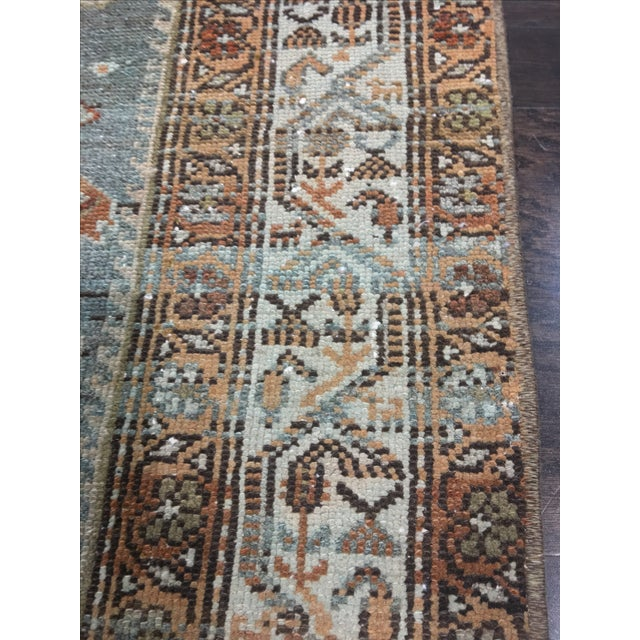 Antique Persian Malayer Runner - 2′10″ × 19′ - Image 11 of 11