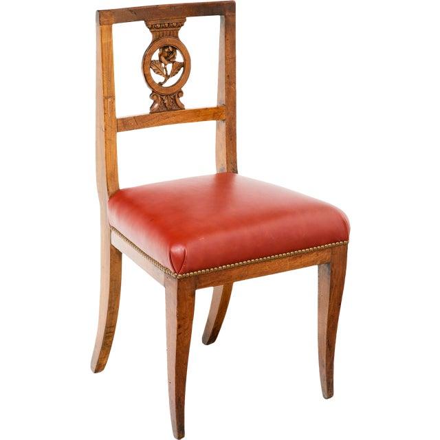 19th Century Italian Side Chair - Image 1 of 6