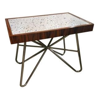 Vintage Boyd Starburst End Table For Sale