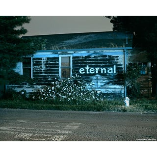 "Contemporary Night Photograph ""Eternal"" by John Vias"