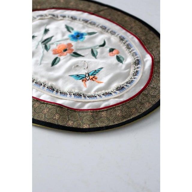 Vintage Japanese Table Mat - Image 5 of 6