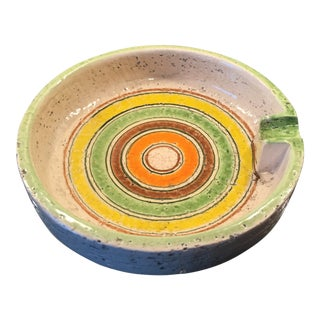 1950s Bitossi Ashtray Imported by Rosenthal Netter For Sale